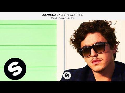 Janieck - Does It Matter (Alle Farben Remix) - UCpDJl2EmP7Oh90Vylx0dZtA