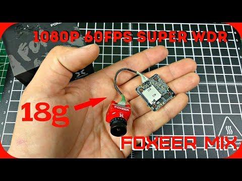 Foxeer Mix лучшая HD FPV камера для мелкодронов, но так ли она хороша? - UCrRvbjv5hR1YrRoqIRjH3QA