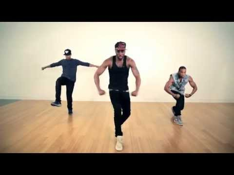 "Jason Derulo - ""The Other Side"" Dance Tutorial PART 3 - jasonderulo"
