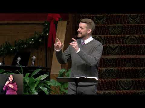 Sermon - 01/03/2021 - Pastor Ben Anderson - Christ Church Nashville