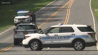 2 arrested after incident prompts police to block off north Charlotte road