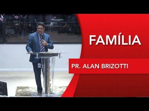 Pr. Alan Brizotti   Jesus veio para os perdidos   Lucas 15.11   22 09 2019