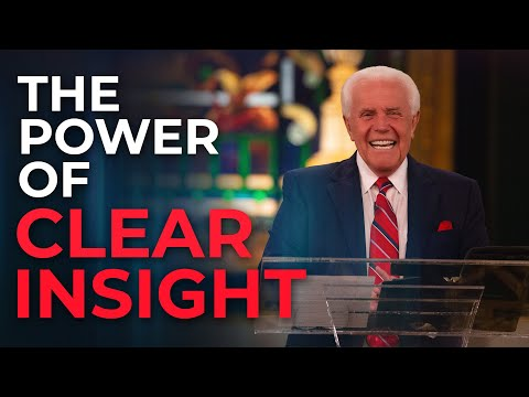 The Power of Clear Insight (July 5, 2020)  Jesse Duplantis