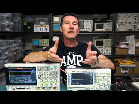 eevBLAB #5 - Are Mixed Signal (MSO) Oscilloscopes Worth The Money? - eevblog