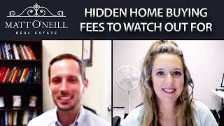 The Hidden Payments When Buying a Home