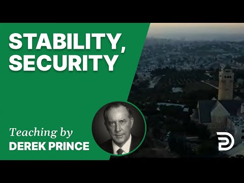 Stability, Security 16/5