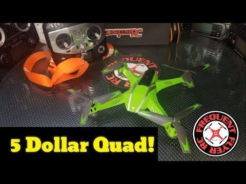 Attop A8 Nite Flight Test - 5 Dollar Quad! - UCNUx9bQyEI0k6CQpo4TaNAw