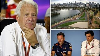 Charlie Whiting dead: Will Australian Grand Prix be cancelled? Who will be race director?