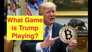 Trump Attacks Cryptos Again...Right Before Crypto Moonshot? (Bix Weir)