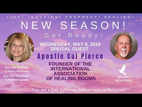 New Season! How to Get Ready! Special Guest CAL PIERCE