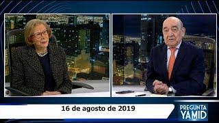 Pregunta Yamid: Gloria Pachón, esposa de Luis Carlos Galán. II parte