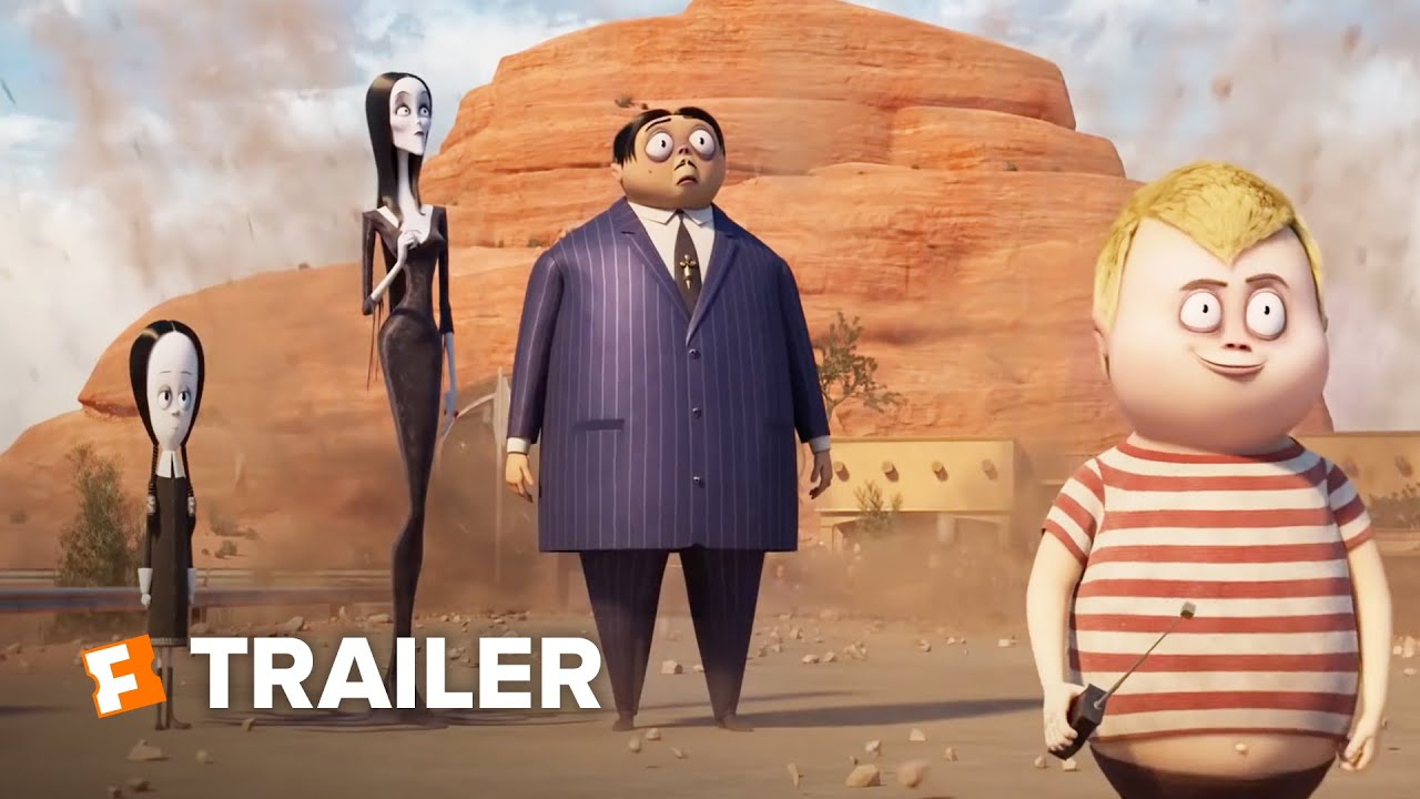 The Addams Family 2 Trailer #1 (2021)   Movieclips Trailers
