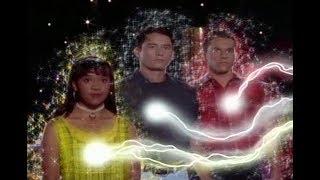 Mighty Morphin Power Rangers - Power Transfer Episodes   Rocky, Adam, and Aisha