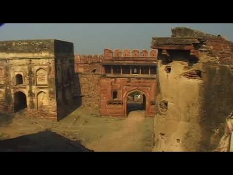 Fatehpur Sikri (India) Vacation Travel Video Guide - UC3o_gaqvLoPSRVMc2GmkDrg