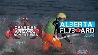 Hoverboard par Zapata Racing - Alberta Flyboard