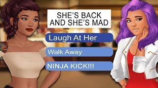 She's Back & She's MAD! 😠 | A Little More Me 2 | Episode 12