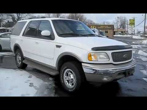 2001 Ford Expedition Eddie Bauer 5.4 Start Up, Engine, and Full Tour - saabkyle04