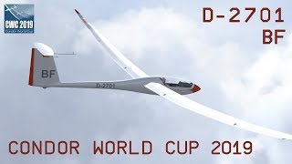 Condor V2 - Condor World Cup 2019 - Raceday 4 (VR)
