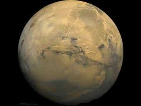 God's miracle on planet mars!