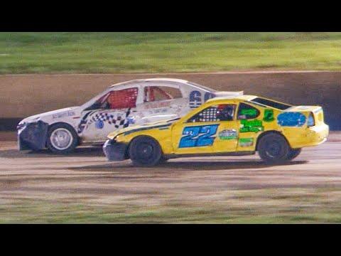Challenger Feature | Eriez Speedway | 7-18-21 - dirt track racing video image