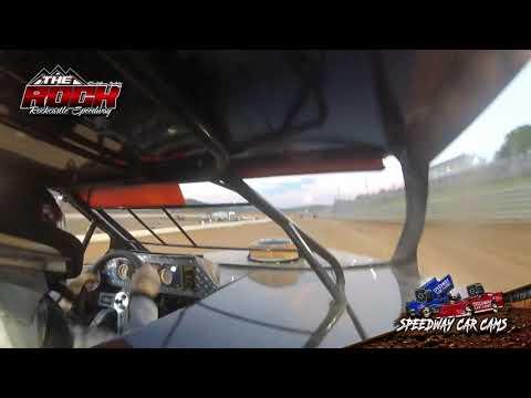 #22H Gary hebrock - Open Wheel Modified - 6-5-21 Rockcastle Speedway - dirt track racing video image