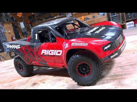UPGRADE the WEAK POINT on a Traxxas UDR RTR 4WD Race Truck: Trailing Arms | RC ADVENTURES - UCxcjVHL-2o3D6Q9esu05a1Q