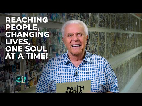 Faith the Facts with Jesse: Reaching People, Changing Lives, One Soul at a Time!
