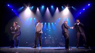 Sorry seems to be the hardest word (The Big Reunion Concert DVD)