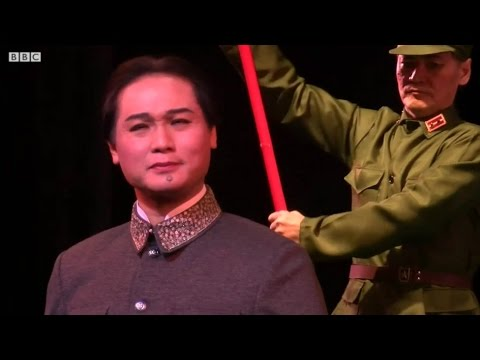 Ca kịch Mao Chủ tịch gây tranh cãi ở Hong Kong
