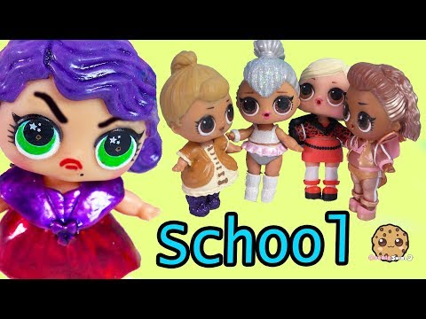 Jelly Gets Jealous at School  LOL Surprise Peanut Butter Bff Pretend Play Toy Video - UCelMeixAOTs2OQAAi9wU8-g