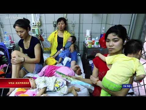 Dịch sởi lan rộng khắp Việt Nam (VOA)