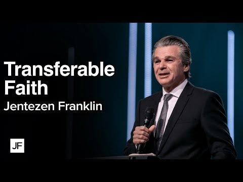 Transferable Faith  Jentezen Franklin