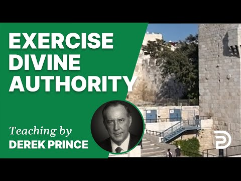 Exercise Divine Authority 16/3
