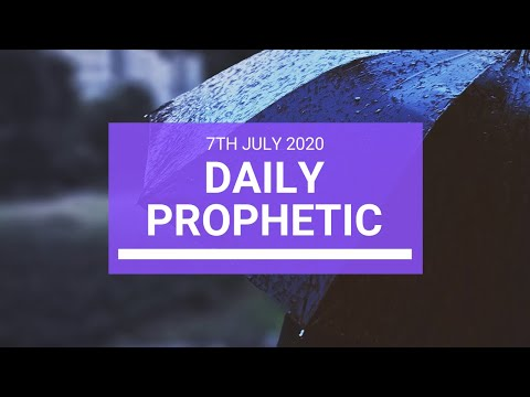 Daily Prophetic 7 July 2020 9 of 10