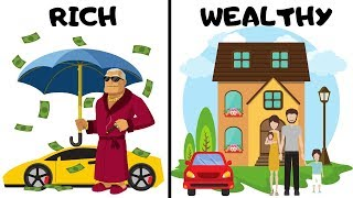 Why The Rich End up Poor But The Wealthy Enjoy Life