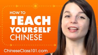 Improve Your Chinese Alone at Home - Self Study Plan!