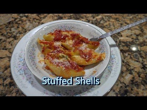 Italian Grandma Makes Stuffed Shells