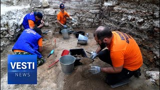 Bomb Alert! Medieval Archeologists Uncover Unexploded WWII Ordnance Near Kremlin!
