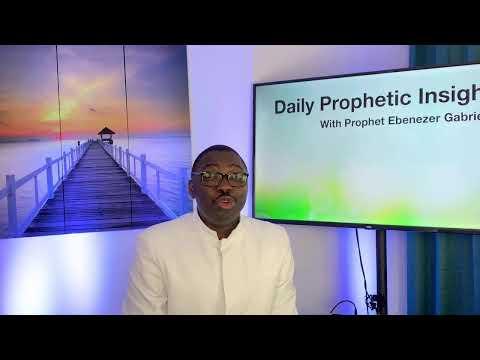 Prophetic Fire Apr 1st, 2021