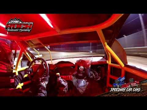#3 JJ Walters - FWD - 7-9-21 Rockcastle Speedway - In-Car Camera - dirt track racing video image