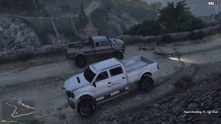 GTA Online 4WD Run With The Brothers so funny n fun