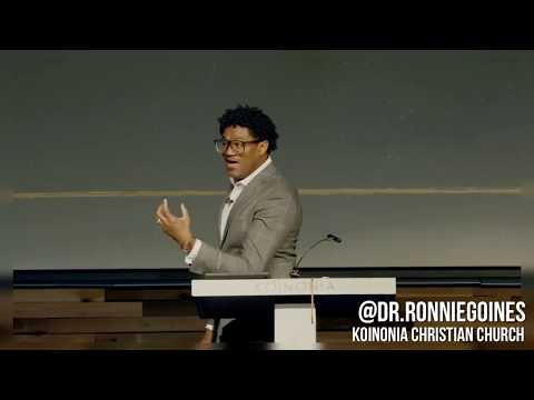 Teach Your Children the Bible AND the System - Dr. Ronnie Goines