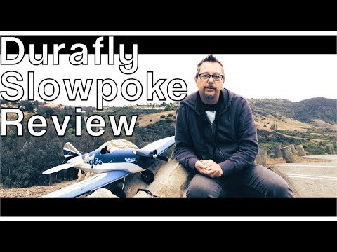 Durafly Slowpoke Review - UCTa02ZJeR5PwNZK5Ls3EQGQ