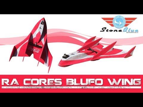 RA Cores Blue Foo Wing FPV - UC0H-9wURcnrrjrlHfp5jQYA