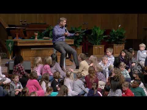Sermon - 11/03/2019 - Pastor Ben Anderson - Christ Church Nashville