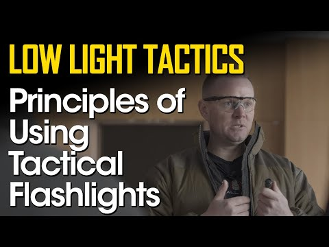 Win NITECORE P10i Flashlight & Learn Low Light Tactics !!!