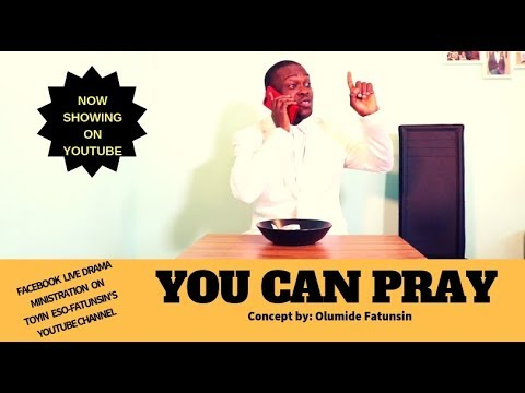 LIVE DRAMA-YOU CAN PRAY