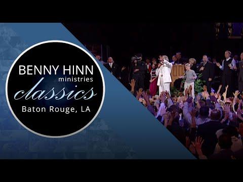 Benny Hinn Ministry Classic - Baton Rouge, LA 2003