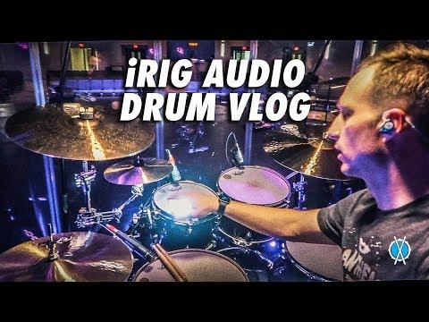 iRig Audio // Drum Vlog