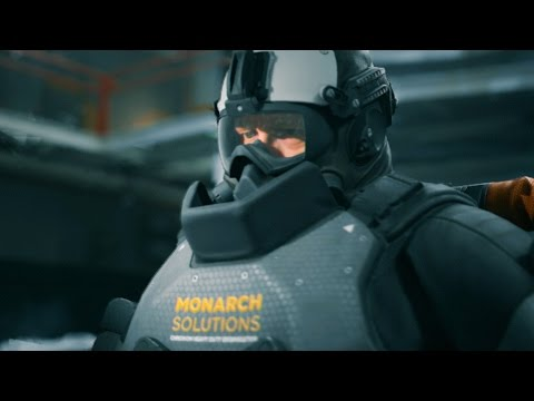 Quantum Break: The Heavily Armored Monarch Juggernaut is a Tough Fight - UCKy1dAqELo0zrOtPkf0eTMw